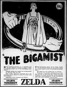 The Bigamist 1921 film