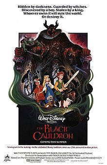 The Black Cauldron film