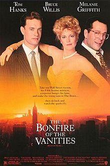 The Bonfire of the Vanities film