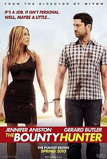 The Bounty Hunter 2010 film