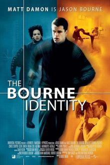 The Bourne Identity 2002 film