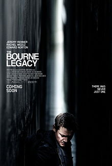 The Bourne Legacy film