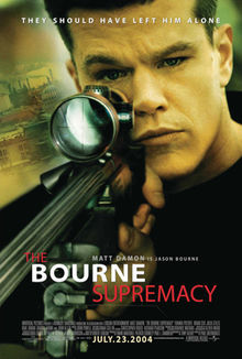 The Bourne Supremacy film