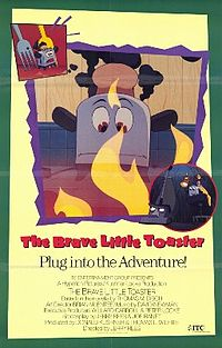 The Brave Little Toaster film