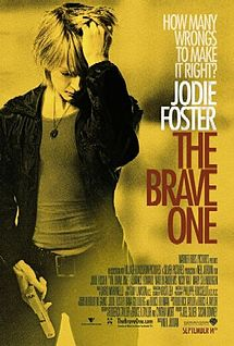 The Brave One 2007 film