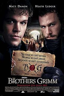 The Brothers Grimm film