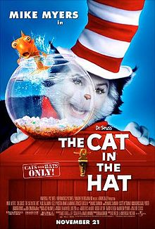 The Cat in the Hat film