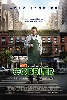 The Cobbler 2014 film