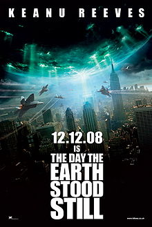 The Day the Earth Stood Still 2008 film
