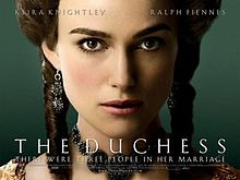 The Duchess film