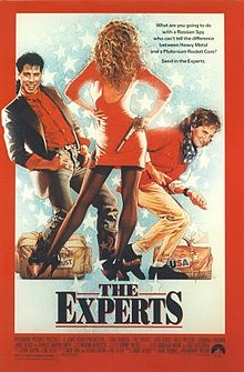 The Experts 1989 film