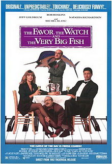 The Favour the Watch and the Very Big Fish