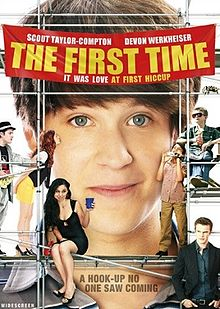 The First Time 2009 film