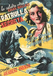 The Flying Squad 1940 film