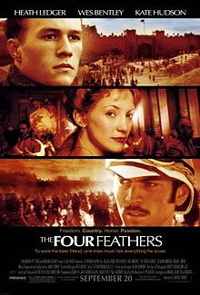 The Four Feathers 2002 film