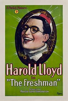 The Freshman 1925 film