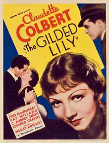 The Gilded Lily 1935 film