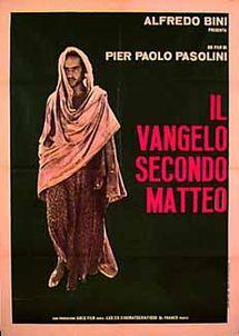 The Gospel According to St Matthew film