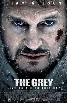 The Grey film