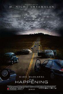 The Happening 2008 film