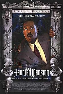 The Haunted Mansion film