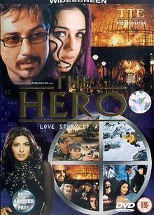 The Hero Love Story of a Spy