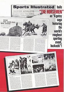 The Horsemen 1971 film