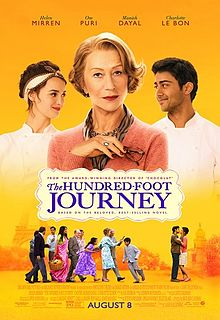 The Hundred Foot Journey film