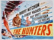 The Hunters 1958 film