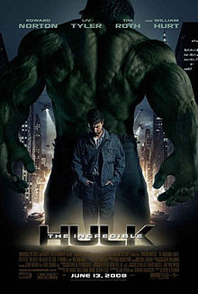 The Incredible Hulk film
