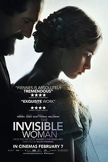The Invisible Woman 2013 film