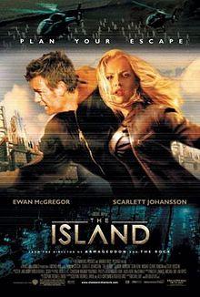 The Island 2005 film