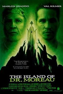 The Island of Dr Moreau 1996 film
