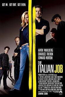 The Italian Job 2003 film