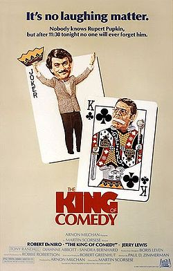 The King of Comedy 1983 film