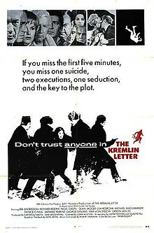 The Kremlin Letter