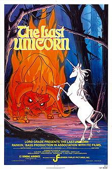 The Last Unicorn film