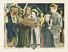 The Last of the Mohicans 1920 American film