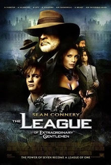The League of Extraordinary Gentlemen film