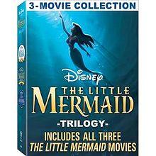 The Little Mermaid franchise
