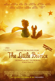 The Little Prince 2014 film
