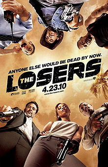 The Losers film