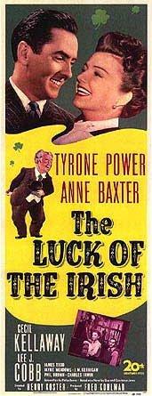 The Luck of the Irish 1948 film