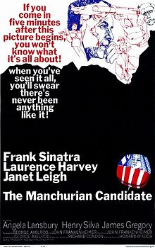 The Manchurian Candidate 1962 film