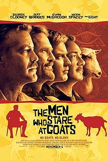 The Men Who Stare at Goats film
