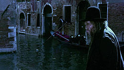 The Merchant of Venice unfinished film