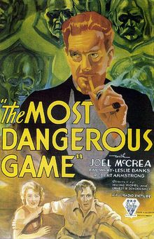 The Most Dangerous Game film