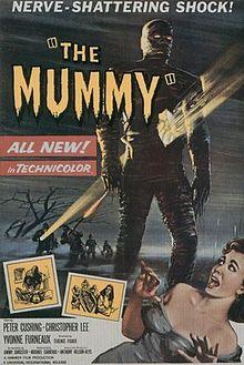 The Mummy 1959 film