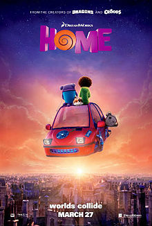 Home 2014 animated film