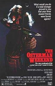 The Osterman Weekend film